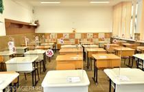 Distantare sociala la deschiderea anului scolar