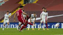 Salah a inscris golul decisiv din penalti