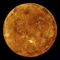 Venus, fotografie a sondei Magellan