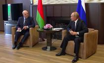 Lukasenko si Putin