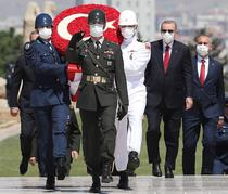 Președintele Turciei, Recep Erdogan