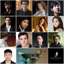 Pianisti in Etapa II - Concursul Enescu 2020