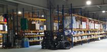 Uniprest deschide un nou depozit la Iași