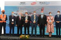 Inaugurare gaze Marea Neagra
