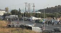 Tabara migranti Grecia