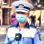 Bodycam-uri pe uniformele politistilor