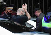 Incident la ambasada SUA din Rusia