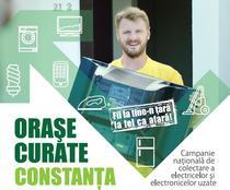Campanie de colectare deșeuri electrice în Constanța