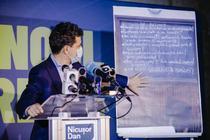 Imaginea prezentata de Nicusor Dan