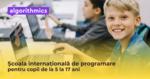 Copiii care stăpânesc limbajul programării azi vor stăpâni limbajul meseriilor de mâine