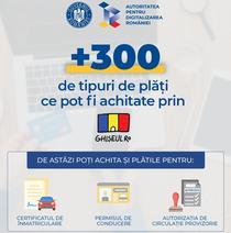 300 plati ghiseul.ro
