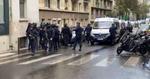 Atac in fata fostului sediu Charlie Hebdo