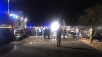 accident aviatic in Ucraina (twitter)