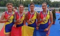 Patricia Cires, Andrada-Maria Morosanu, Emanuela-Ioana Ciotau si Adelina Florina Vezeteu