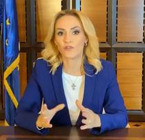 Gabriela Firea dupa alegeri