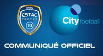 Clubul Troyes a fost cumparat de City Football Group
