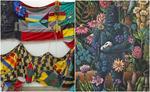 Gili Avissar/ Saddo - Orcus (Stranger in the Garden) acrylic on canvas 170 x 120 cm