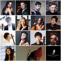 Concurs Enescu - Violoncelisti in Etapa II