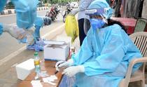 Teste coronavirus India