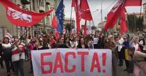 Protest Minsk