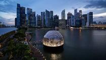 Magazinul Apple Marina Bay Sands, Singapore