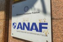 ANAF - Agentia Nationala de Administrare Fiscala