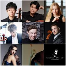 Semifinala de Violoncel de la Concursul Enescu 2020