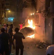 Noua explozie in Beirut (twitter)