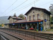 Gara din Azuga