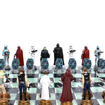 Joc de șah cu tematică Star Wars