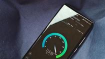 Test viteze 5G Bucuresti cu Huawei P40 Pro