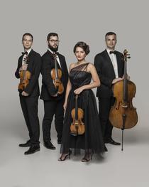 Auner Quartett: credit Nadia Alexandrowa
