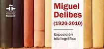 Exposición Miguel Delibes