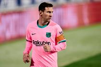 Lionel Messi, fara solutii contra lui Getafe