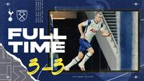 Tottenham vs West Ham 3-3