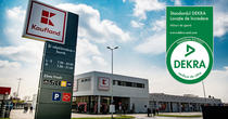 Kaufland Romania - certificare DEKRA