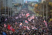 Noi proteste in Belarus (sursa foto-twitter)