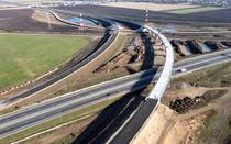 Nodul rutier de la Sebes - A10 - octombrie 2020