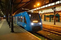 Tren cu hidrogen Alstom Coradia iLint