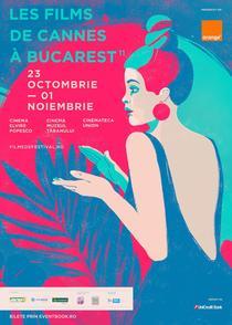 Les Films de Cannes à Bucarest