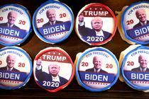 Alegeri SUA 2020. Biden versus Trump