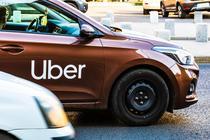 Masina de la Uber