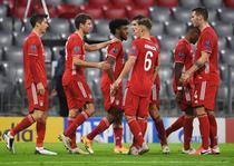 Bayern Munchen si bucuria victoriei