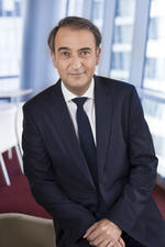 Hervé Hélias-Mazars Group CEO