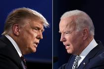 Trump versus Biden