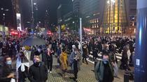 Proteste in Polonia (sursa foto: twitter)