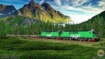 Locomotiva Softronic livrata pentru Green Cargo