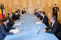 Orban, in vizita in Franta