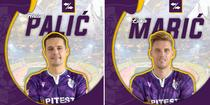 Palic si Maric au semnat cu FC Arges