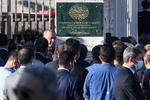 Erdogan in fata Sfintei Sofia